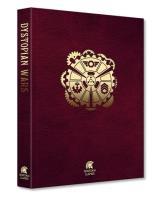 Dystopian Wars - Global Warfare in a Victorian Sci-Fi Age, Core Rulebook 2.0 (Commodore Edition)
