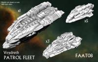 Veydreth Patrol Fleet