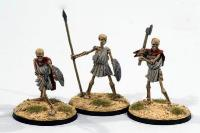 Skeletons Pack D - Thracians