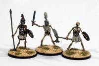 Skeletons Pack E - Heroes