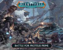 Battle for Proteus Prime - Two Player Battle Box