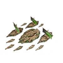 Starter Fleet (Resculpt)