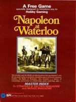 Napoleon at Waterloo (2nd Printing)