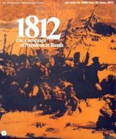 1812 - The Campaign of Napoleon in Russia (Plastic Flat Tray)