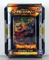 Redakai MetaCharged Kairu Tin