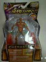 Redakai Basic Action Figure - Chemaster w/Blast3D Card