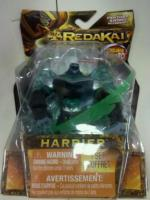 Redakai Basic Action Figure - Harrier w/Blast3D Card