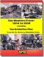 Western Front - 1914 to 1918 & The Schlieffen Plan (2nd Edition)