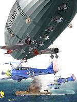 Airships at War 1914-1941 w/Luftschiff and ZRCV Modules (3rd Edition)