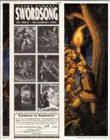 Swordsong Portfolio Set #3 - The Journey Ends