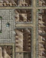 "Flip-Mat - City Square - 24"" x 30"" 1"" Squares"