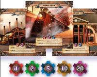 Smog Riders, The - Showdown, The Card Game