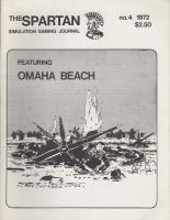 "#4 ""PanzerBlitz Variant - Omaha Beach"""