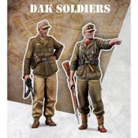 DAK Soldiers