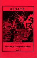 Companion Series #2 - Update