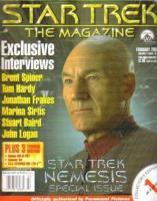 "#46 ""Star Trek Nemesis, Technical Briefings - Romulan Bird-of-Prey, Counselor Troi"""