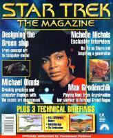 "#7 ""Nichelle Nichols, U.S.S. Enterprise History, Michael Okuda"""