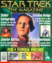 "#8 ""Rene Auberjonois, Technical Briefings - Captain Picard, The Vulcans, The Kazon"""
