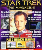 "#9 ""James Darren, Technical Briefings - Starbases, The Ferengi, Starship Operations"""