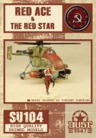 Red Ace & The Red Star (Primed Edition)