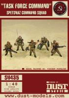 Spetsnaz Command Squad - Task Force Command