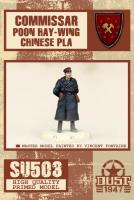 Commissar Poon Hay-Wing - Chinese PLA