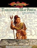 Tasslehoff's Map Pouch - Legends