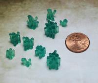 Esper Crystals - Creation Pack, Green