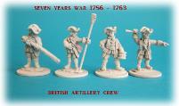 British 6lb Gun and Crew