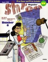 "Vol. 1, #6 ""Weird Science Adventures of Dr. Symm, Memnon's Myths"""
