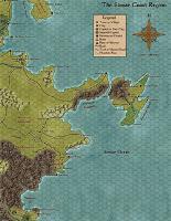 Barakus - Sinnar Coast Region Map (Unisystem)