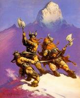 Snow Giants (Conan of Cimmeria)