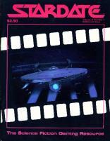 """Vol. 3, #1 """"Star Trek Ships, Star Trek Adventure"""""""