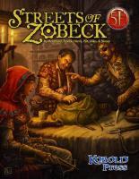 Streets of Zobeck (5E)