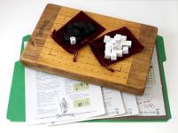Tacticum (Contest Winner Edition w/Custom Wooden Board)