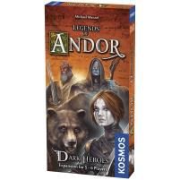 Legends of Andor - Dark Heros Expansion