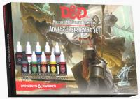 Dungeons & Dragons Nolzur's Marvelous Pigments - Adventurers Paint Set