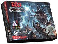 Dungeons & Dragons Nolzur's Marvelous Pigments - Monster Paint Set