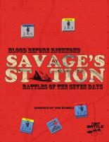 Blood Before Richmond - Savage's Station
