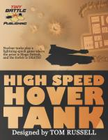 High Speed Hover Tank