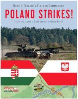 Platoon Commander - Poland Strikes!