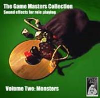 Volume #2 - Monsters