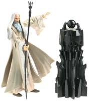 Saruman w/Magic Floating Palantir on Base