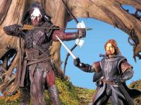 Boromir & Lurtz Twin Pack
