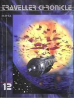 "#12 ""Psionic Time Travel, MegaTraveller Adventure"""