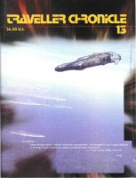 "#13 ""Space Travel, Trade and Commerce in the Terran Republic"""