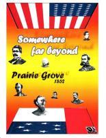 Somewhere Far Beyond - Prairie Grove 1862