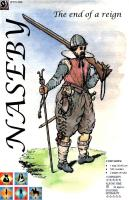English Civil War Tactical Series #2 - Naseby - The End of a Reign