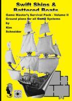 Game Master's Survival Pack #2 - Swift Ships & Battered Boats