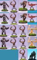 Ape Team #1 (Resin)